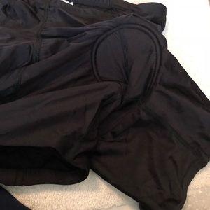 NWT UNISEX TECHNO CYCLE XXL BLACK SHORT PANTS